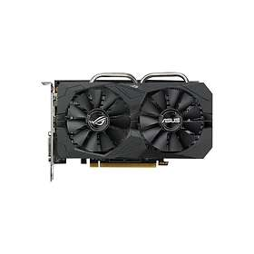 Asus Radeon RX 560 ROG Strix Gaming OC HDMI DP 4GB