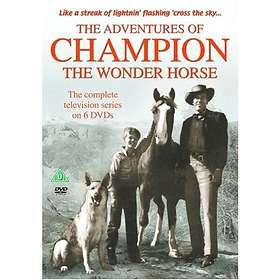 The Adventures of Champion: The Wonder Horse - The Complete TV Series