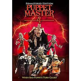 Puppet Master 4 - Remastered Edition (US)