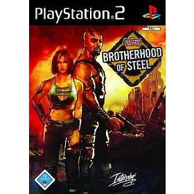 Fallout: Brotherhood of Steel (PS2)