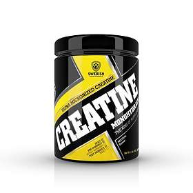 Swedish Supplements Creatine Monohydrate 0,5kg
