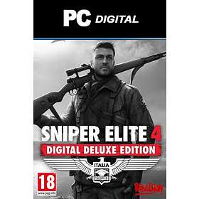 Sniper Elite 4 - Deluxe Edition (PC)
