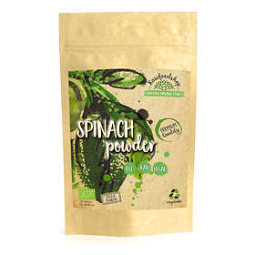 RawFoodShop Spinach Powder 100g