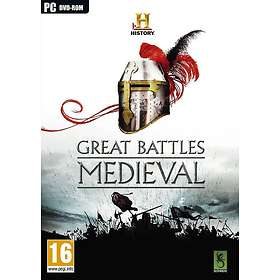 The History Channel: Great Battles Medieval (PC)