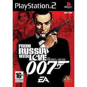 James Bond 007: From Russia with Love (PS2)