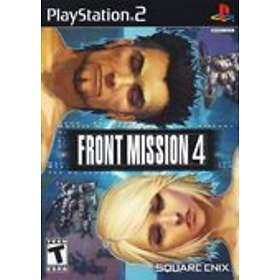 Front Mission 4 (USA) (PS2)