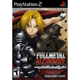 FullMetal Alchemist and the Broken Angel (USA) (PS2)