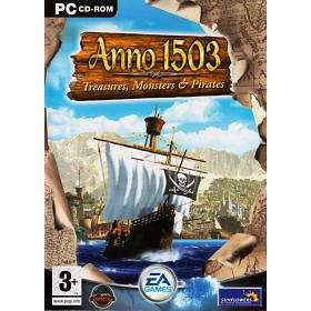 Anno 1503: Treasures, Monsters And Pirates (Expansion) (PC)