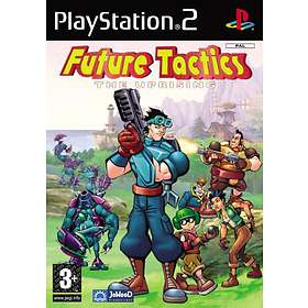 Future Tactics: The Uprising (PS2)