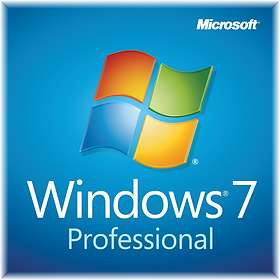 Microsoft Windows 7 Professional SP1 Sve (64-bit OEM ESD)