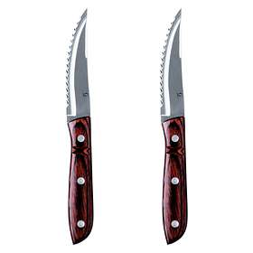 Gense Old Farmer XL Grillkniv Classic 2-pack
