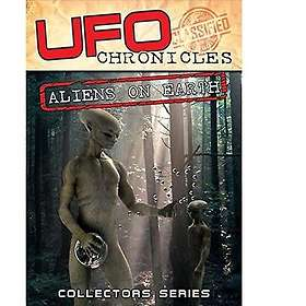 UFO Chronicles: Aliens on Earth (US)