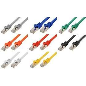 Shiverpeaks Basics S/FTP Cat7 RJ45 - RJ45 5m