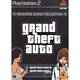 Grand Theft Auto III + Vice City - Double Pack (PS2)