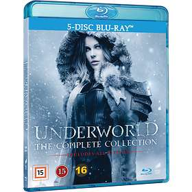 Underworld - The Complete Collection 1-5