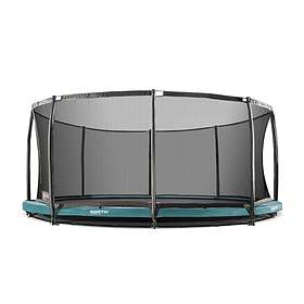 North Trampoline Explorer 500cm Low with Safety Net