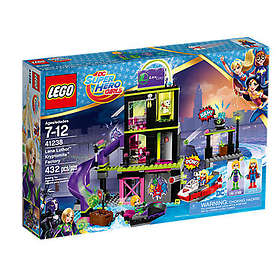 LEGO DC Super Hero Girls 41238 Lena Luthor Kryptomite Factory