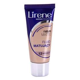 Lirene Nature Matte Fluid Foundation 30ml