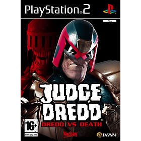 Judge Dredd: Dredd vs. Death (PS2)