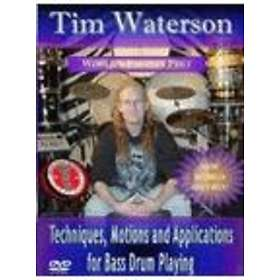 Tim Waterson's World Record Bass Drum Techniques
