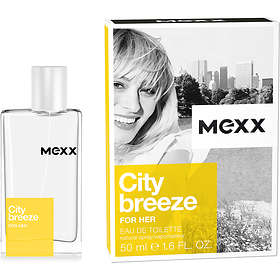Mexx City Breeze For Her edt 50ml
