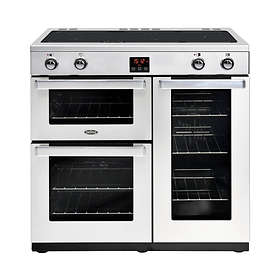 Belling Cookcentre 90Ei PROF (Stainless Steel)