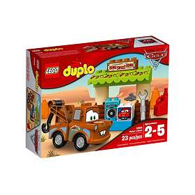 LEGO Duplo 10856 Disney Cars Mater's Shed