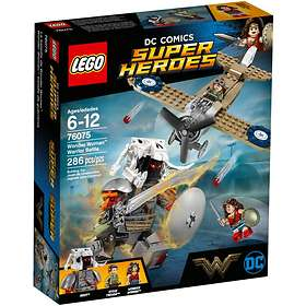 LEGO DC Comics Super Heroes 76075 Wonder Woman Warrior Battle