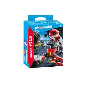 Playmobil Special Plus 9092 Rock Blaster With Rubble