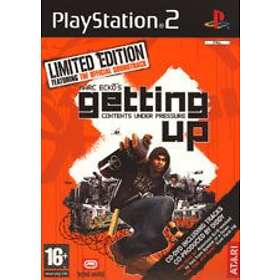Marc Ecko's Getting Up: Contents Under Pressure - Ltd. Edition (PS2)