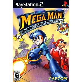 Mega Man Anniversary Collection (USA) (PS2)