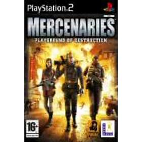 Mercenaries: Playground of Destruction (PS2)