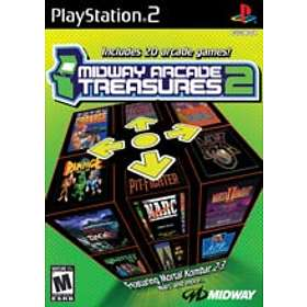 Midway Arcade Treasures 2 (PS2)
