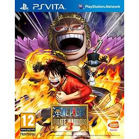 One Piece Pirate Warriors 3 - Gold Edition (PS Vita)
