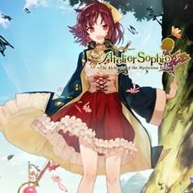 Atelier Sophie: The Alchemist Of The Mysterious Book (PS Vita)