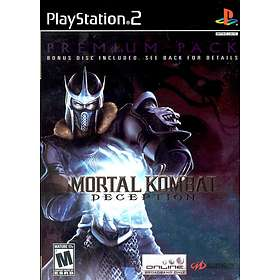 Mortal Kombat: Deception - Premium Pack (USA) (PS2)