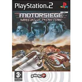 Motorsiege: Warriors of Primetime (PS2)