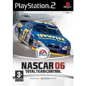 Nascar 06: Total Team Control (PS2)