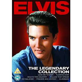 Elvis Presley - The Legendary Collection