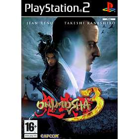 Onimusha 3: Demon Siege (PS2)