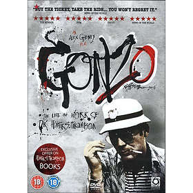 Gonzo: The life and work of Dr. Hunter S. Thompson (UK)