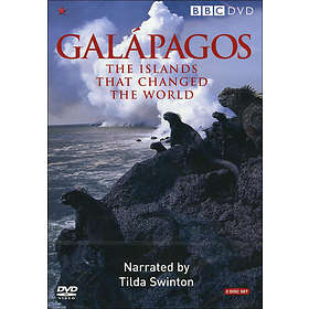 Galapagos: The islands that changed the world (2-Disc) (UK)