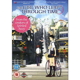 Girl who leapt through time (UK)