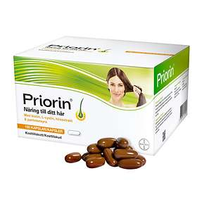 Bayer Priorin 180 Kapselit