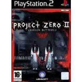 Project Zero II: Crimson Butterfly (PS2)