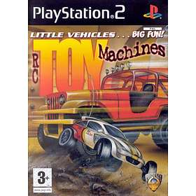 RC Toy Machines (PS2)