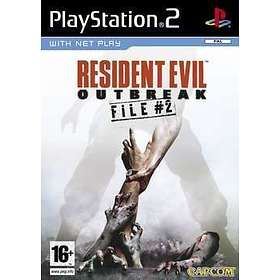 Resident Evil: Outbreak File #2 (PS2)