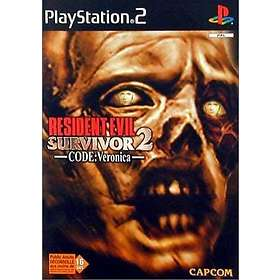 Resident Evil Survivor 2: Code Veronica (PS2)