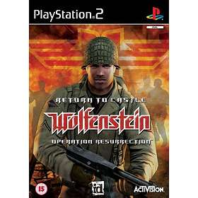Return to Castle Wolfenstein: Operation Resurrection (PS2)