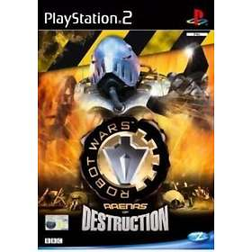 Robot Wars: Arenas of Destruction (PS2)